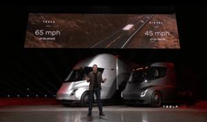 Tesla Semi - SwivelBlog